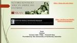 Notable Kentucky African Americans Database, and Kentucky Digital Newspaper Program by Reinette F. Jones