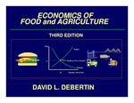 Economics of Food and Agriculture