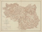 Topographic Map of the Proposed Mammoth Cave National Park, Kentucky, 1933 by Sarah Watson, Amy Laub-Carroll, and Jennifer Hootman