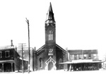 Main Street Baptist Church by Reinette F. Jones