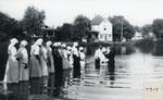 Baptismal Pond