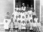 Schoolchildren in Jenkins, KY