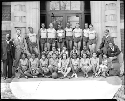 2013 Black History Month Virtual Exhibit Library Image