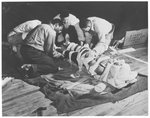Wheelwright Miners First Aid Team, 1946 by Reinette F. Jones