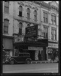 Ada Meade Theater Colored Entrance, 1938 by Reinette F. Jones