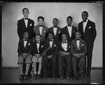 Negro Jubilee Singers, 1933