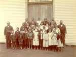 Bracktown Colored School, 1901