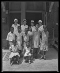 St. Joseph Hospital, Children from Colored Ward, 1930