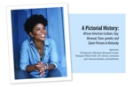 [Promotion card of] A Pictorial History: African American Lesbian, Gay, Bisexual, Transgender, and Queer Persons in Kentucky by Reinette F. Jones