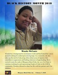 February 7: Wanda McCants by Reinette F. Jones