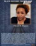 February 22: Cheryl R. Hopson