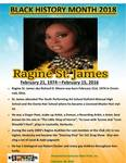 February 28: Ragine St. James by Reinette F. Jones