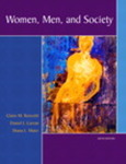 Women, Men, and Society by Claire M. Renzetti, Daniel J. Curran, and Shana L. Maier