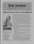 The Review of the College of Law Alumni Association, Winter 1982-1983