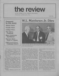 The Review of the College of Law Alumni Association, Fall 1984
