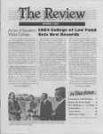 The Review, Spring 1985