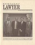 Kentucky Lawyer, 1993 by University of Kentucky College of Law