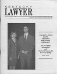 Kentucky Lawyer, 1994 by University of Kentucky College of Law