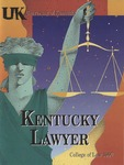 Kentucky Lawyer, 1997 by University of Kentucky College of Law