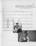 Kentucky Lawyer, 1999-2000