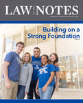 UK Law Notes, 2018 by University of Kentucky College of Law