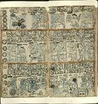 The Codex Tro-Cortesianus, folios 10-11 by Jacob S. Neely