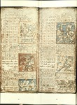 The Codex Dresden, folios 49-50 by Jacob S. Neely