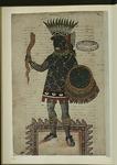 The Codex Ixtlilxochitl, folios 110v by Jacob S. Neely