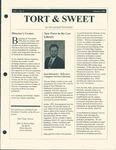 Tort & Sweet: An Occasional Law Library Newsletter, February 1996 by University of Kentucky Law Library