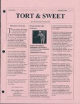 Tort & Sweet: An Occasional Law Library Newsletter, September 1996 by University of Kentucky Law Library