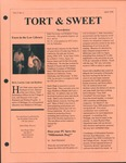 Tort & Sweet: An Occasional Law Library Newsletter, April 1998