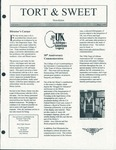 Tort & Sweet: An Occasional Law Library Newsletter, May 1999 by University of Kentucky Law Library