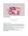 Tort & Sweet: An Occasional Law Library Newsletter, February 21, 2020 by University of Kentucky Law Library