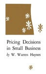 Pricing Decisions in Small Business