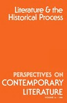 Perspectives on Contemporary Literature: Literature and the Historical Process by David Hershberg