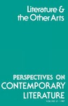 Perspectives on Contemporary Literature: Literature and the Other Arts by David Hershberg