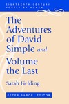 The Adventures of David Simple and Volume the Last