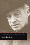 A Political Companion to Saul Bellow by Gloria L. Cronin and Lee Trepanier
