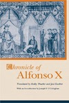 Chronicle of Alfonso X by Shelby Thacker and Jose Escobar