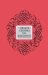 Giraldi Cinthio on Romances by Henry L. Snuggs