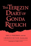 The Terezin Diary of Gonda Redlich by Saul S. Friedman