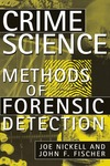 Crime Science: Methods of Forensic Detection by Joe Nickell and John F. Fischer
