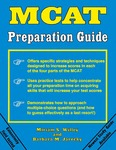 MCAT Preparation Guide by Miriam S. Willey and Barbara M. Jarecky