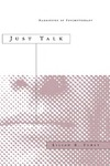 Just Talk: Narratives of Psychotherapy by Lilian R. Furst