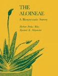 The Aloineae: A Biosystematic Survey