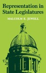 Representation in State Legislatures by Malcolm E. Jewell