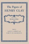 The Papers of Henry Clay. Volume 5. Secretary of State, 1826