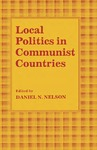 Local Politics in Communist Countries