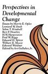 Perspectives in Developmental Change