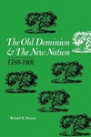 The Old Dominion and the New Nation: 1788–1801